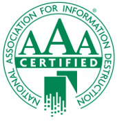 NAID Certification Logo
